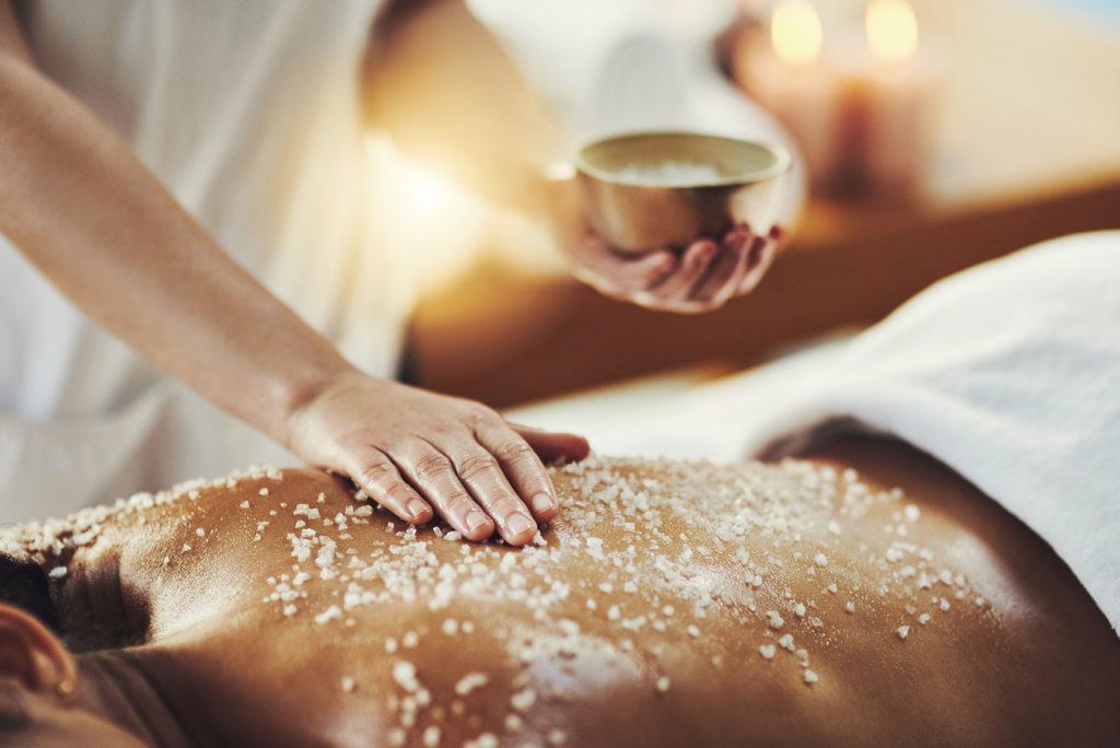 Body trier massage to body Massage Trier,